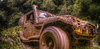 Czy myślałeś kiedykolwiek o poprawieniu swojego auta terenowego?